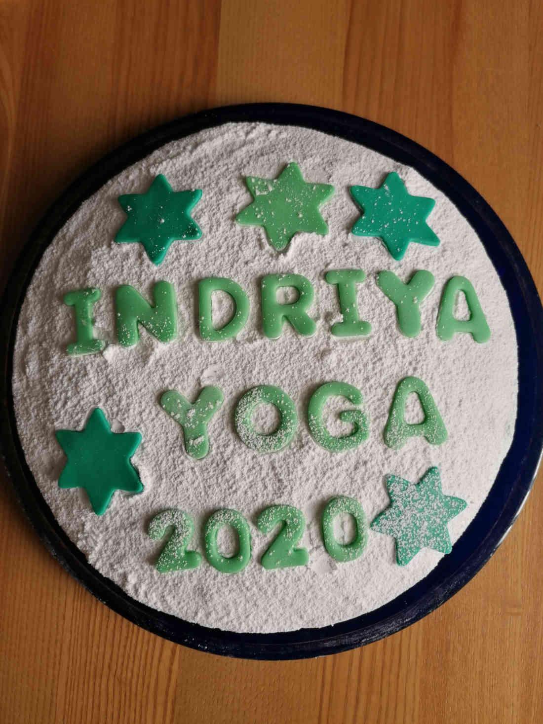 Indriya Yoga Βασιλόπιτα 2020